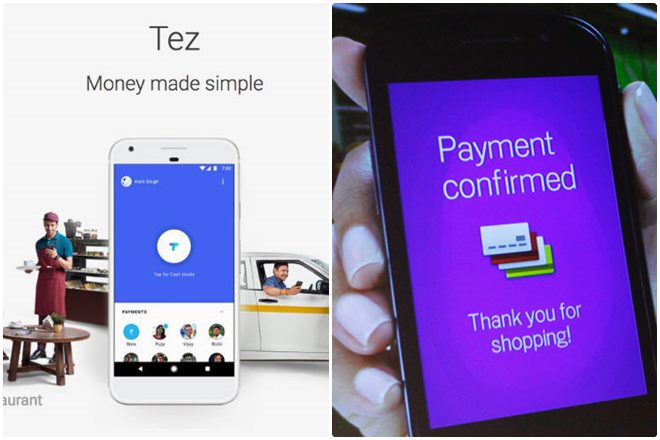 Google Application for Digital Payments
